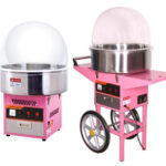 Candyfloss Machine Dome 520mm